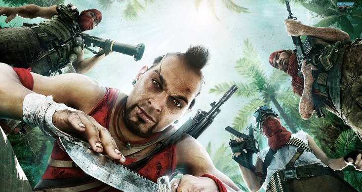 Kody do Far Cry 3