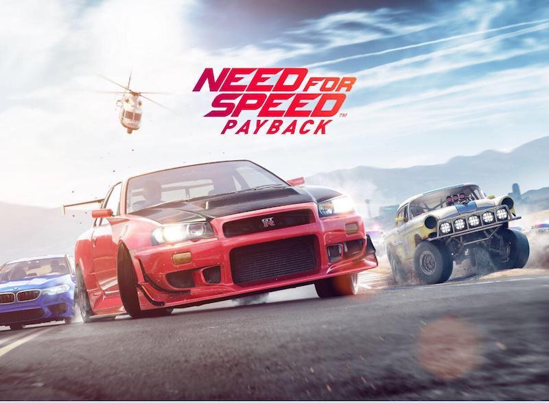 Need For Speed Payback wymagania sprzętowe