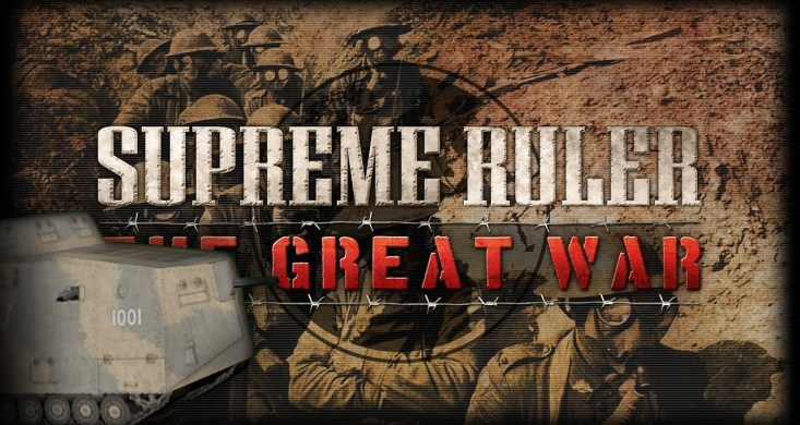 Supreme Ruler: The Great War wymagania