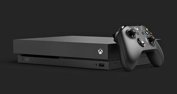 Jakie gry na Xbox One X