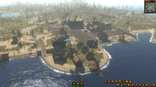 Life is Feudal: Forest Village - How to Survive the First 10 Years