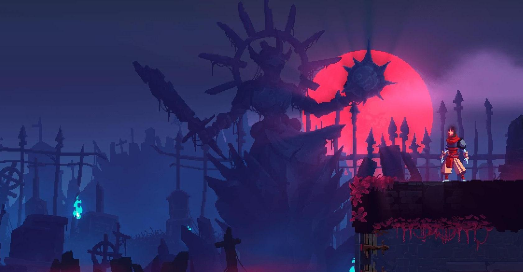 Dead Cells A Simple Map