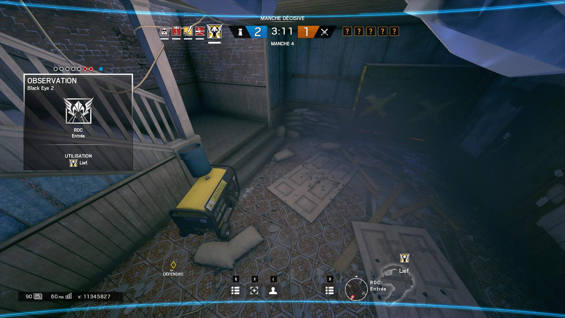 Rainbow Six Siege Black Eye Cam Cool Spot Valkyrie