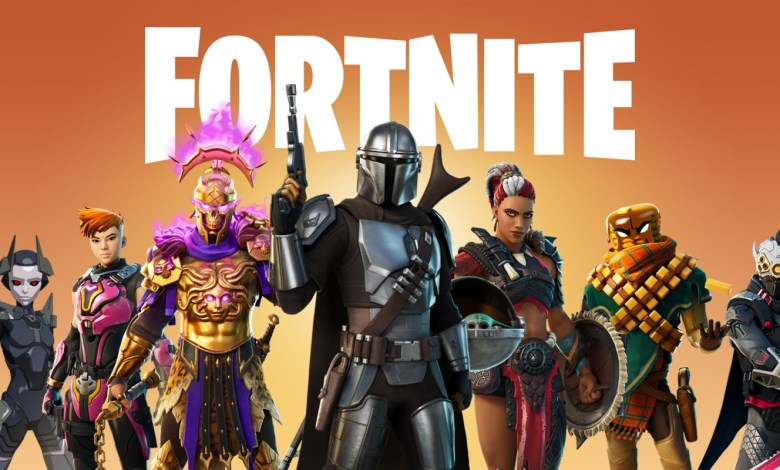Skin Predador Fortnite