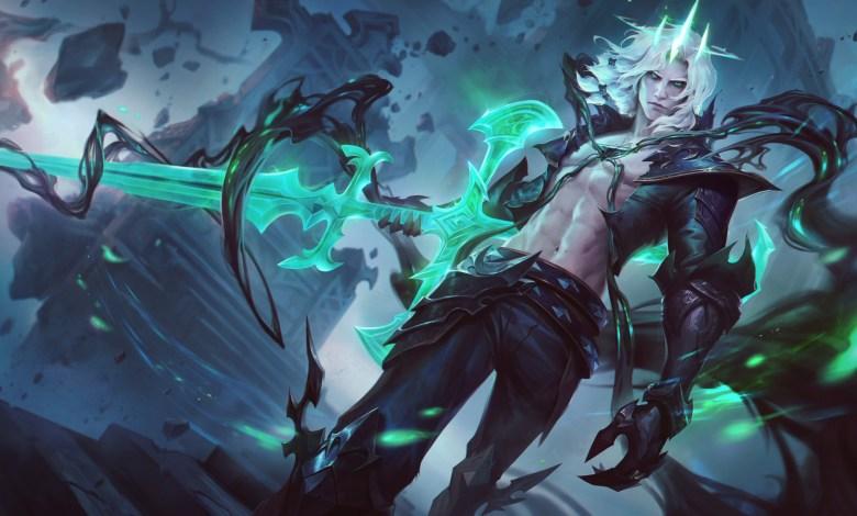 Splash - Viego, O Rei Destruído