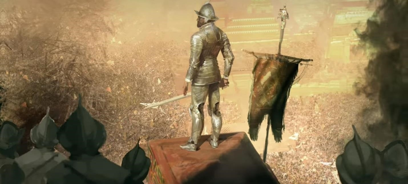 Relic on on Age of Empires IVGame playing info