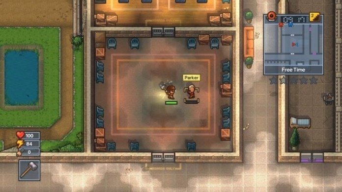 The free expansion The Escapists 2 – Prison Map was releasedrn