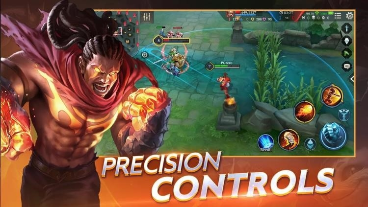 Popular mobile MOBA Arena of Valor will be released on