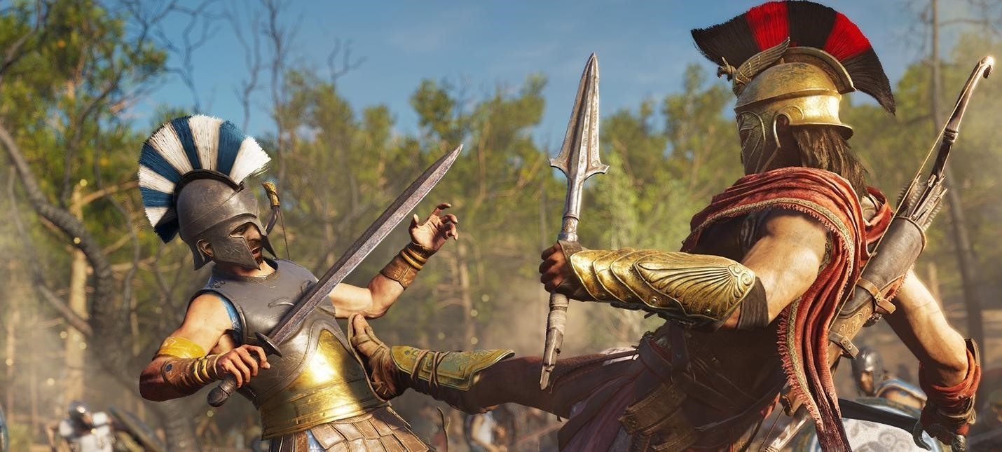 Assassin's Creed: Odyssey will be released on the Nintendo