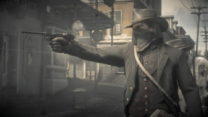 Rare and unique weapons in Red Dead Redemption 2Game playing