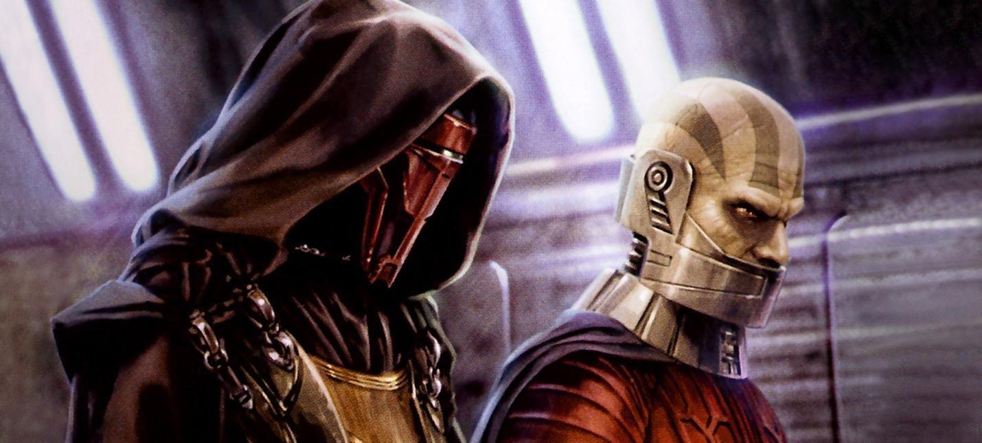 Lucasfilm demanded close fan Star Wars: KotOR on UE4Game