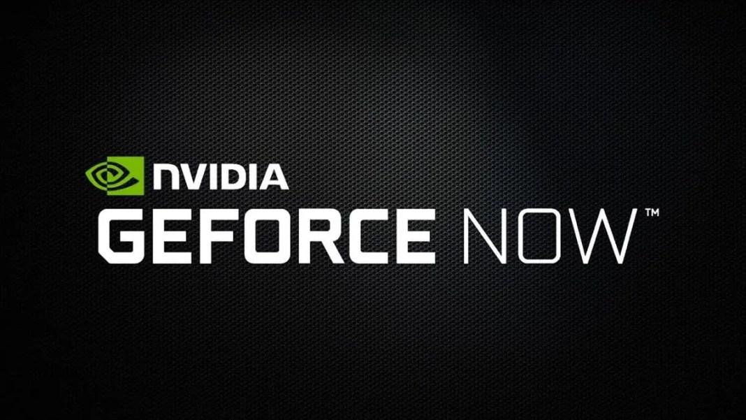 Geforce NOW, aplicativo de Streaming de jogos da Nvidia