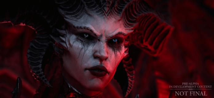 Diablo IV Alpha