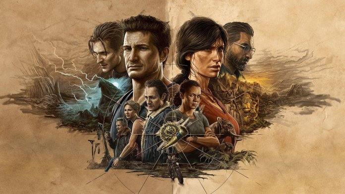 Uncharted Legacy of Thieves Collection PC