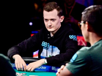 2019 WSOP Main Event Seventh-Place Finisher Nick Marchington