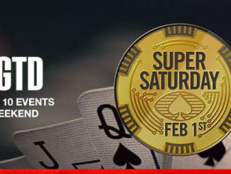 Ignition Poker Menawarkan Super Weekend Of Tournament Poker