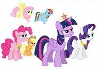Картинки Май Литл пони - Май Литл пони Дружба это чудо