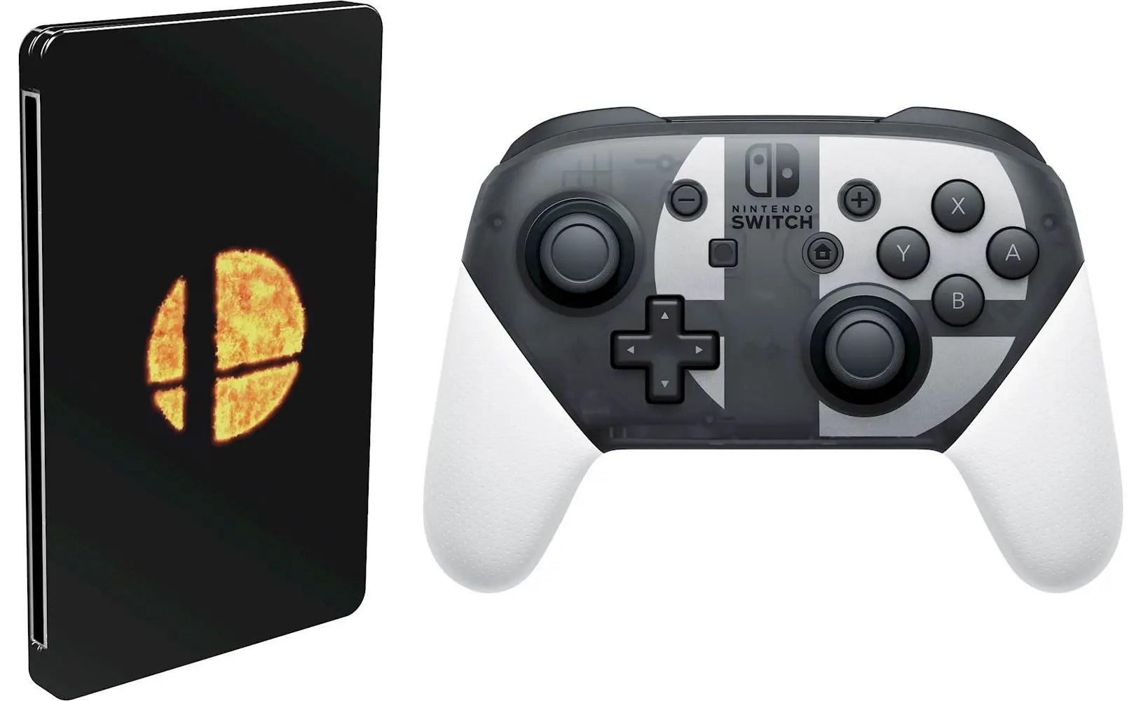 Super Smash Bros Ultimate Game Preorders