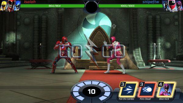 Power Rangers: Legacy Wars   GamePress