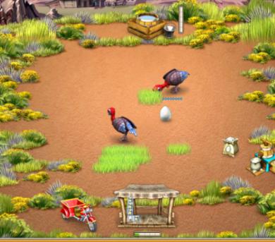 Игра Веселая ферма русская версия играть онлайн бесплатно