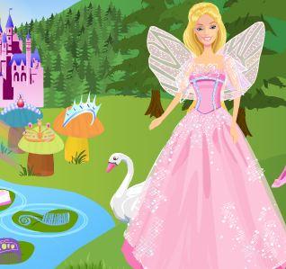 Игра Барби лебединое озеро играть онлайн бесплатно