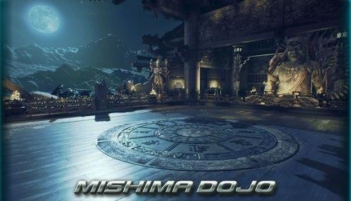 T7FR_Mishima_Dojo