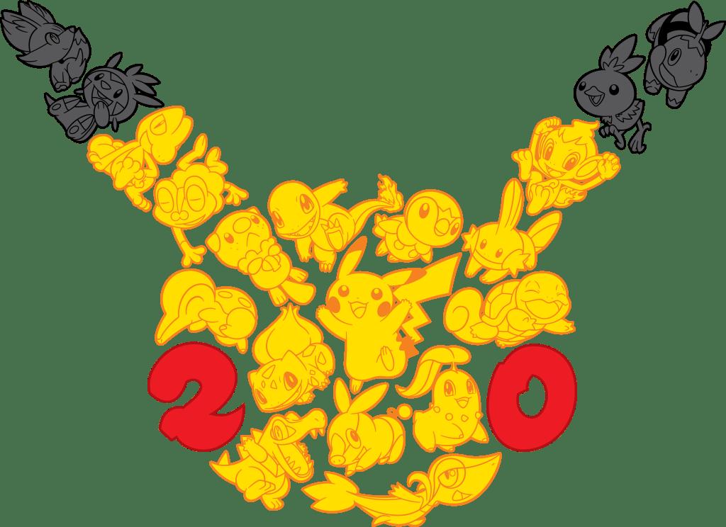 Pokémon Series Reaches Major Sales Milestone In 20th Anniversary Year