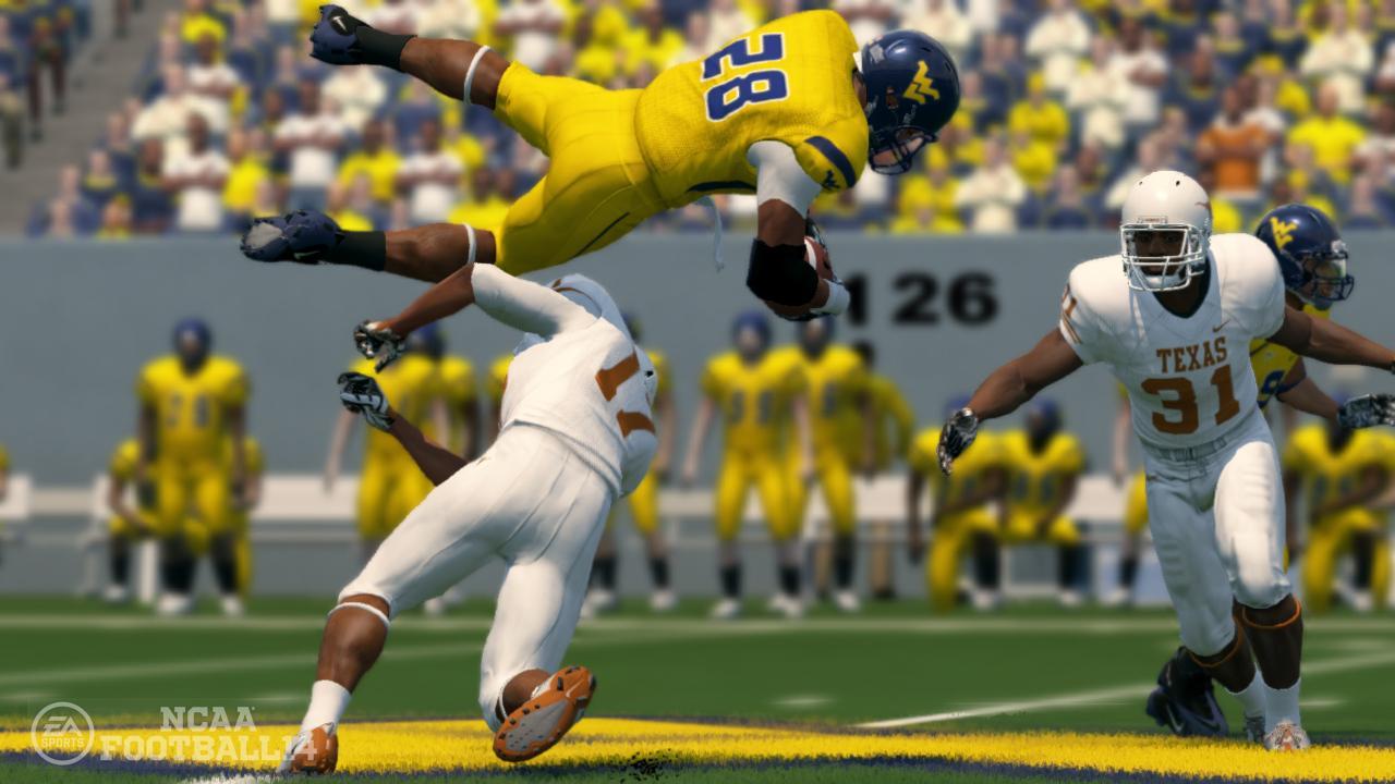 EA Executive Wants To See NCAA Football Return