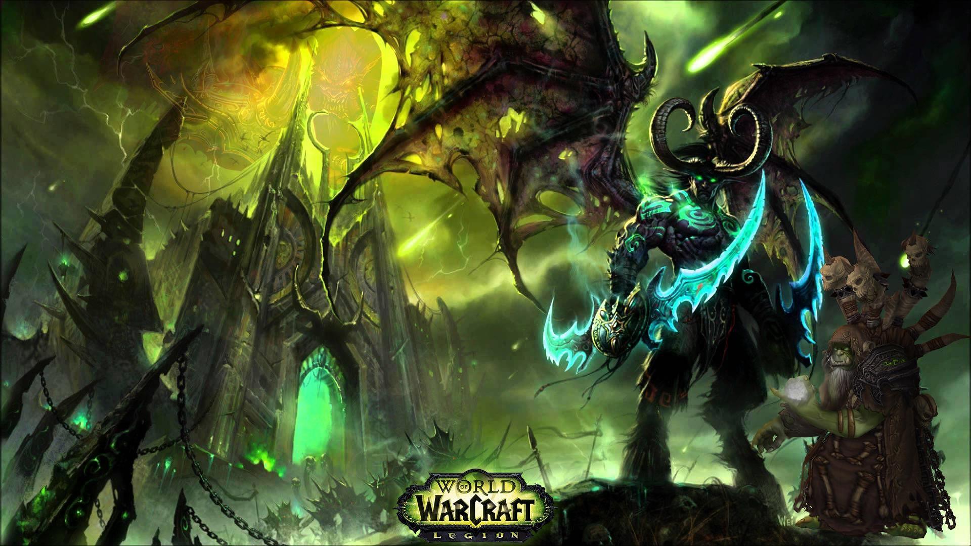 World of Warcraft Legion Wallpapers in Ultra HD | 4K