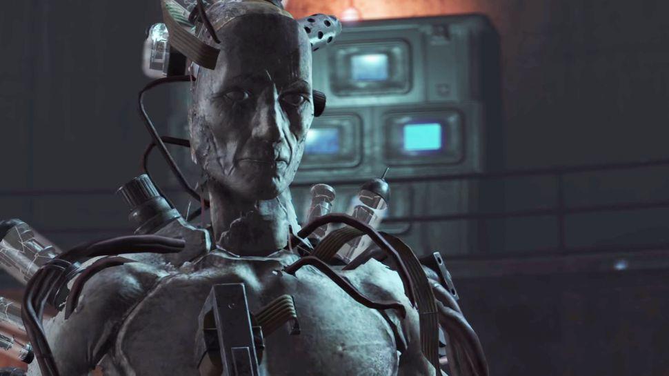 Fallout 4 Far Harbor Institute Amp Brotherhood Faction