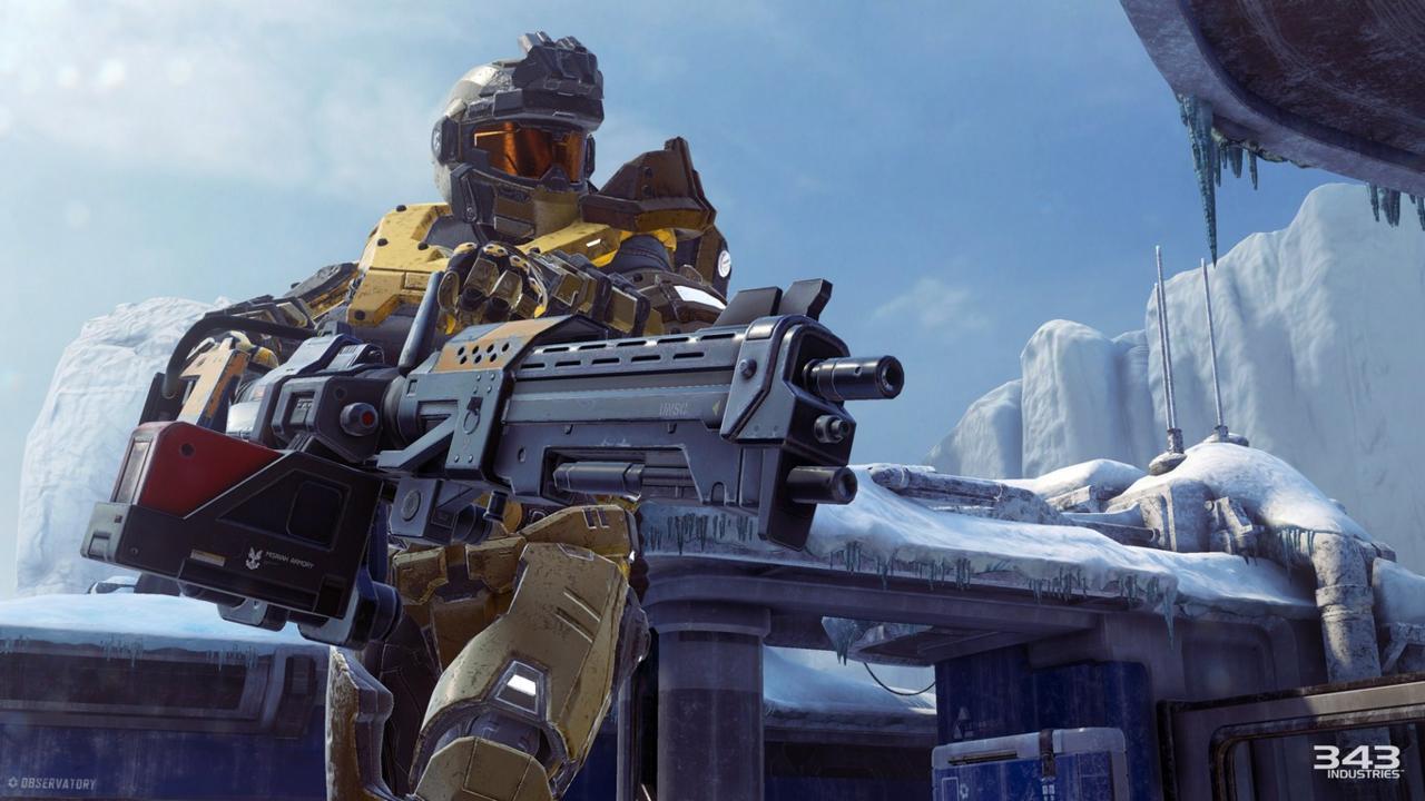 343 Industries Details Halo 5 Memories of Reach