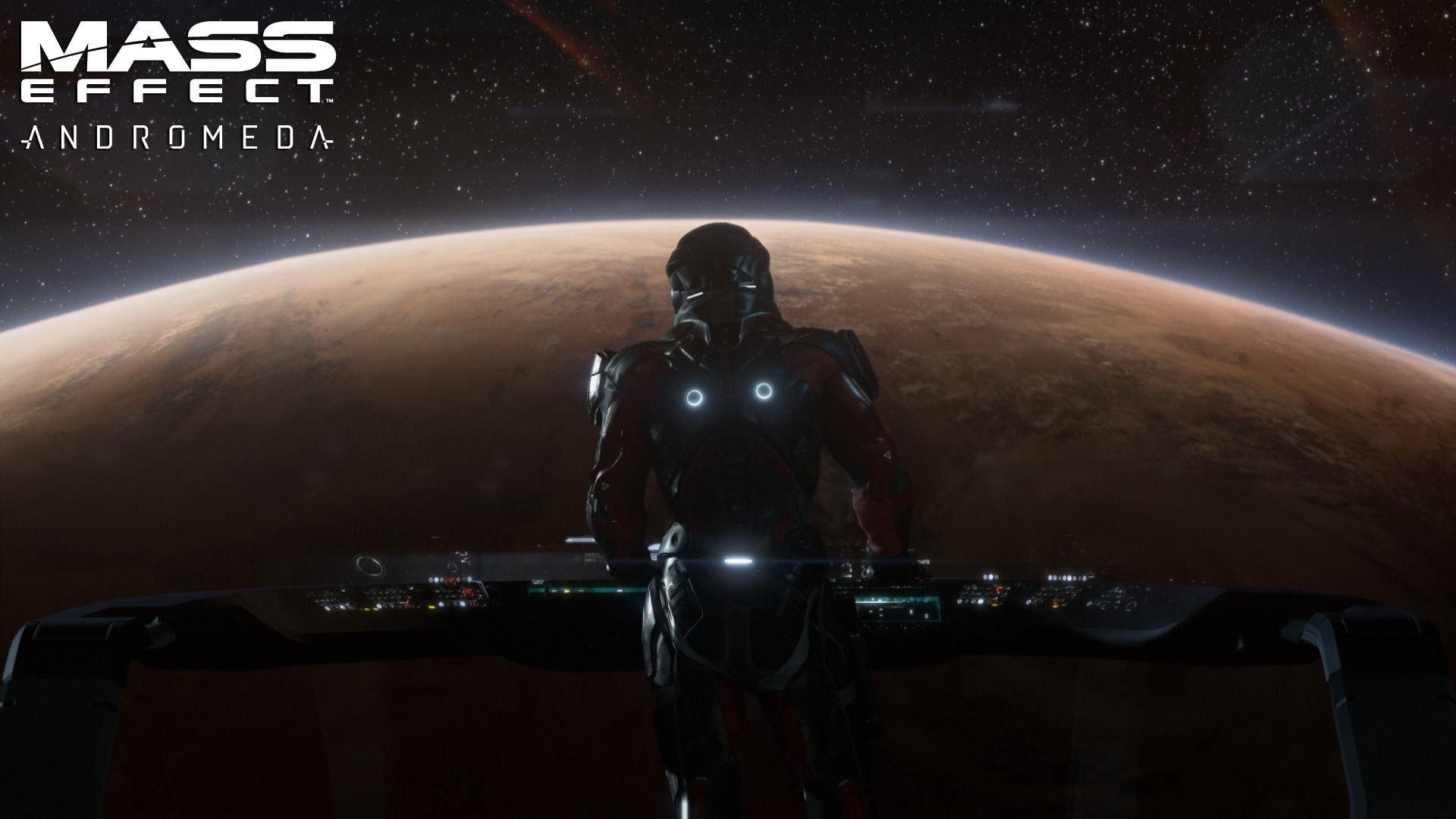 BioWare Reveals Mass Effect: Andromeda Release Date