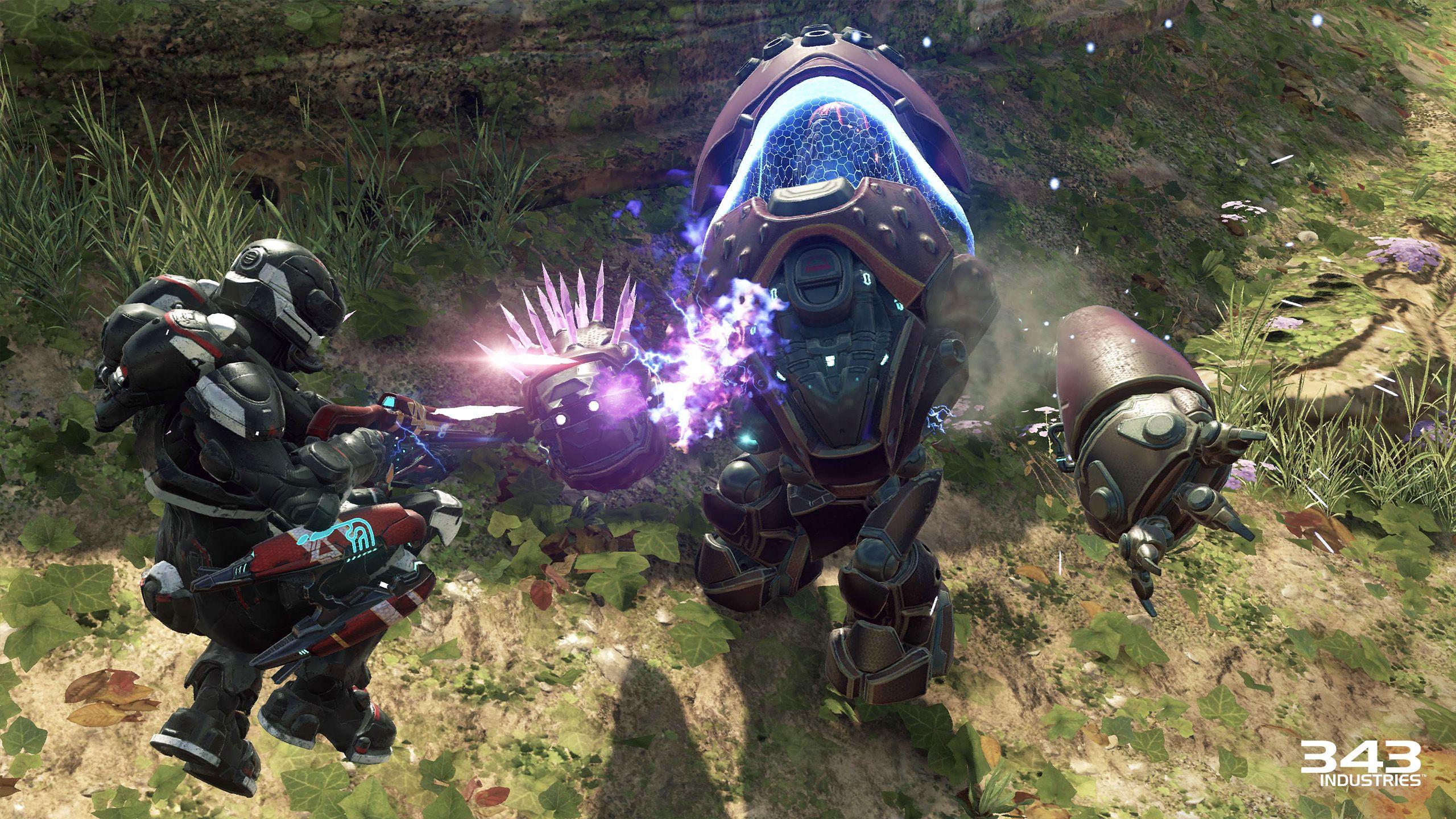 Meet Halo 5's New Boss The Grunt Goblin