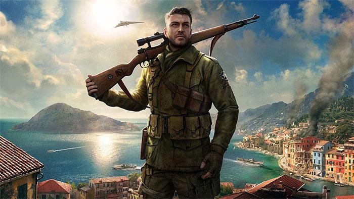 Sniper Elite 4 Wallpapers in Ultra HD | 4K
