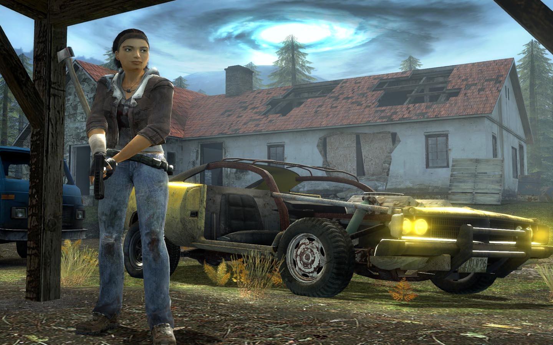 Fans put up Half-Life 2: Episode 2 for 'Game That Deserves a Sequel' Steam Award