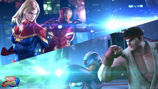 Marvel vs. Capcom Infinite Announced, Coming in 2017