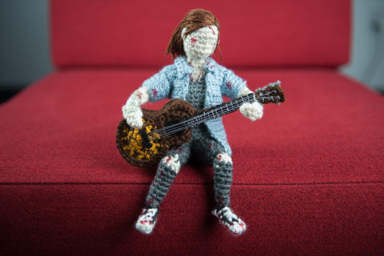 Naughty Dog Designer Explains how to Crochet Ellie From The Last of Us 2