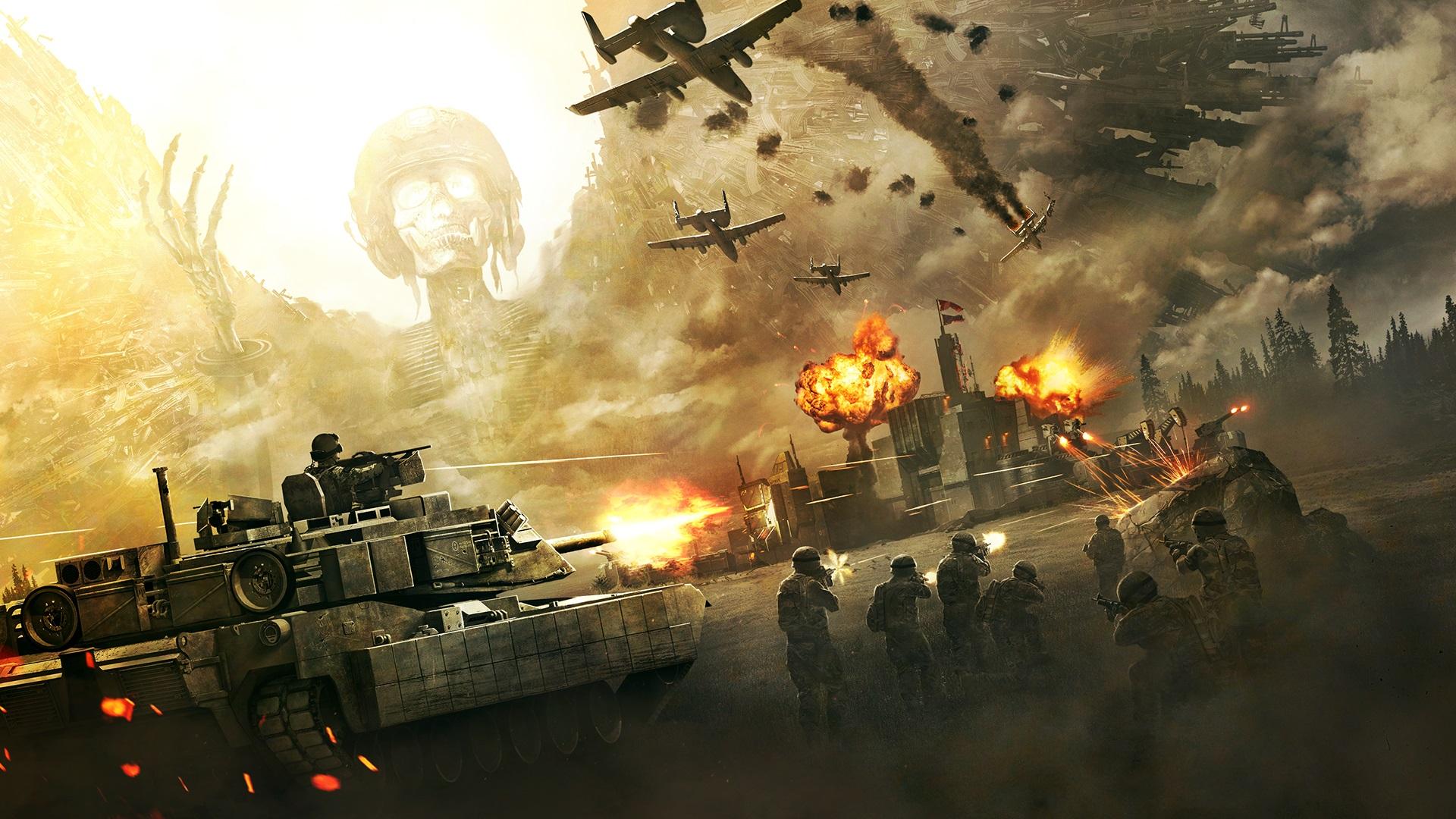 War Commander: Rogue Assault Interview with Kixeye's Lou Castle