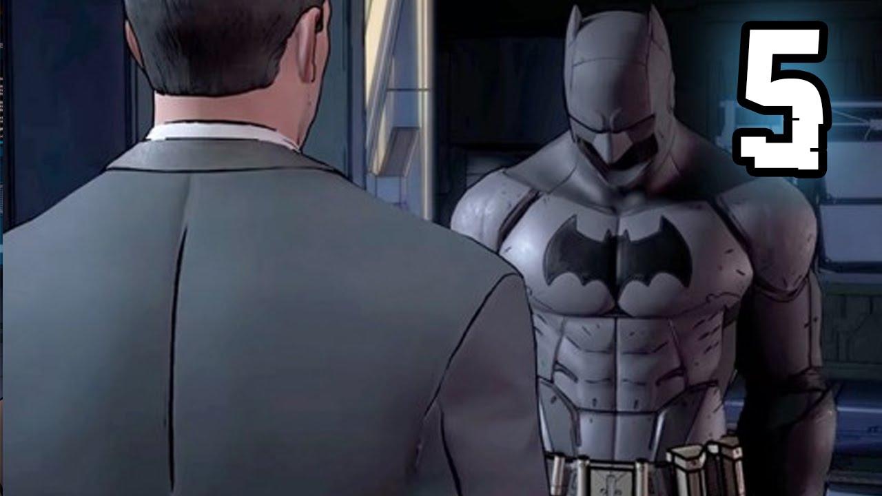 Epic Launch Trailer for Batman Season Finale