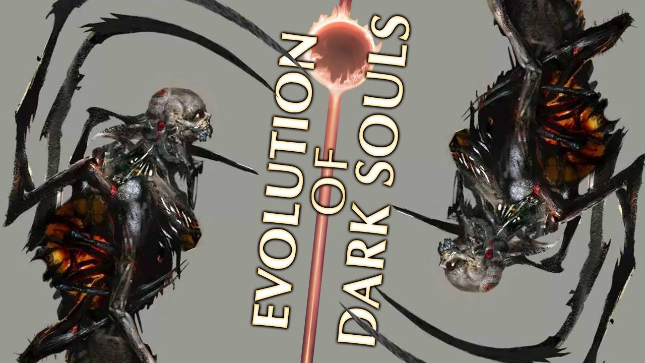 Evolution of Dark Souls