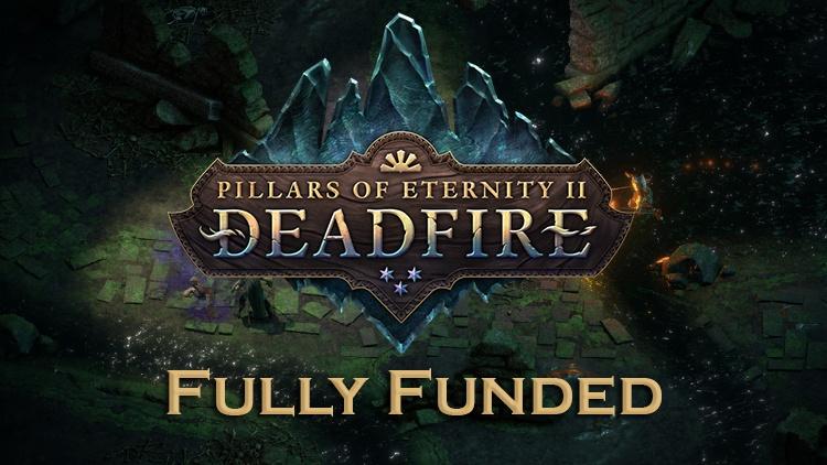 Pillars of Eternity 2: Deadfire Surpasses $2M in Funding; New Stretch Goals Added