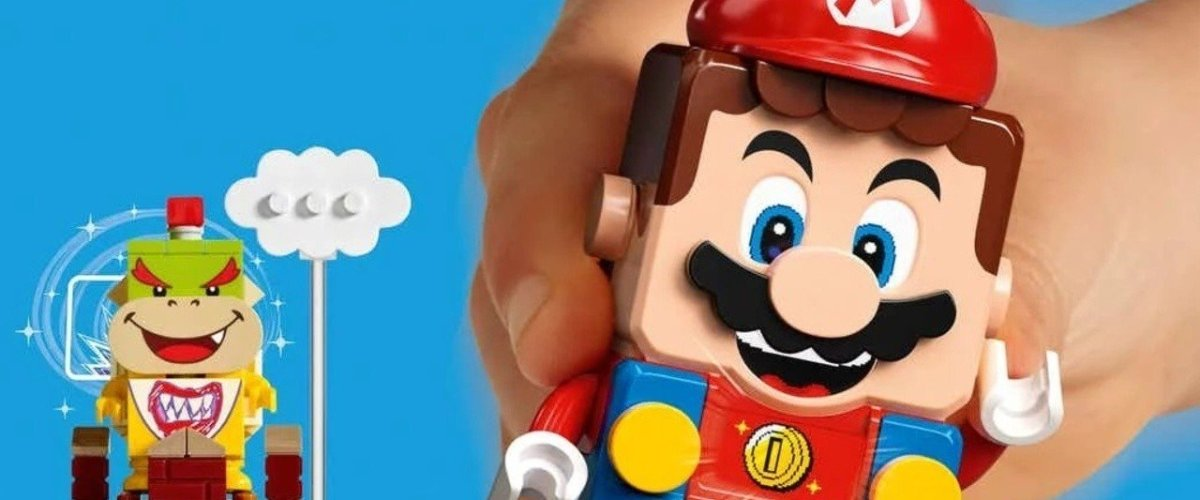 The Super Mario LEGO Sets Could Be Arriving In North America This August