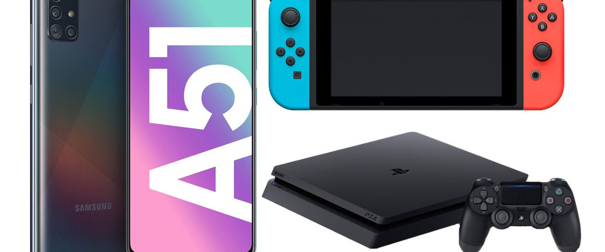 These Samsung mobiles come bundled with a Switch or PS4 and Disney+ for under £30 per month • Eurogamer.net