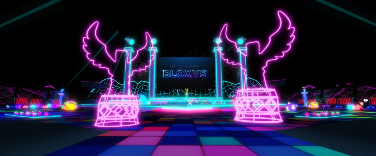 Presenting the 7th Annual Bloxy Awards Experience