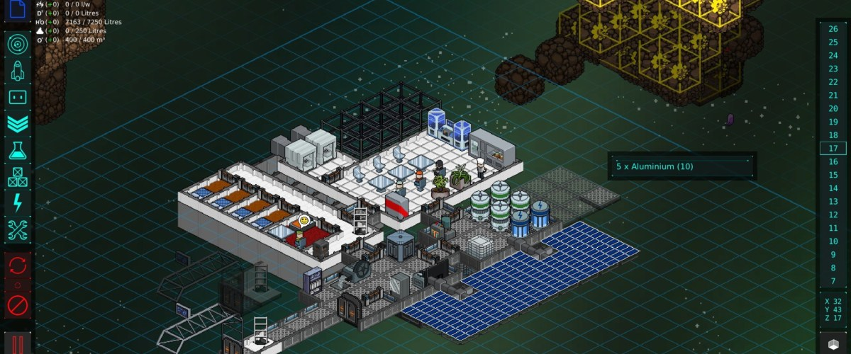 Contest: Win space sim Meeple Station for Steam