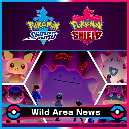 Ditto, Pichu, Mime Jr., Munchlax, Riolu, Mantyke, and More Appear in Max Raid Battles