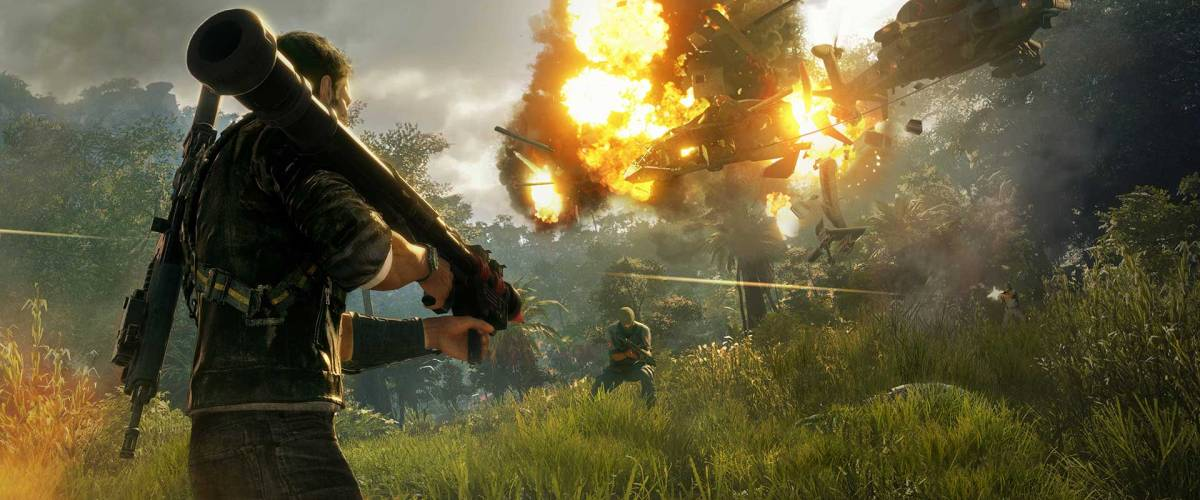 Just Cause 4 is now free to download on the Epic Games Store