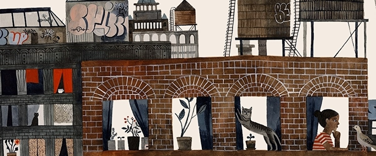 On Instagram a great illustrator is turning art into a game • Eurogamer.net
