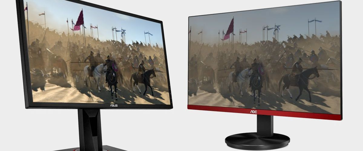 TN vs IPS displays - which is better for gaming?