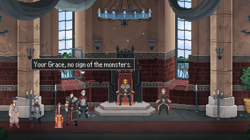 Yes, Your Grace Review – Somber Victories